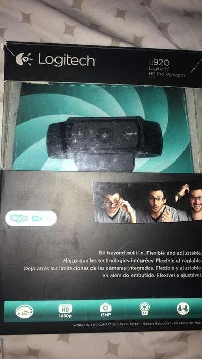 Vendo Webcam Logitech 920