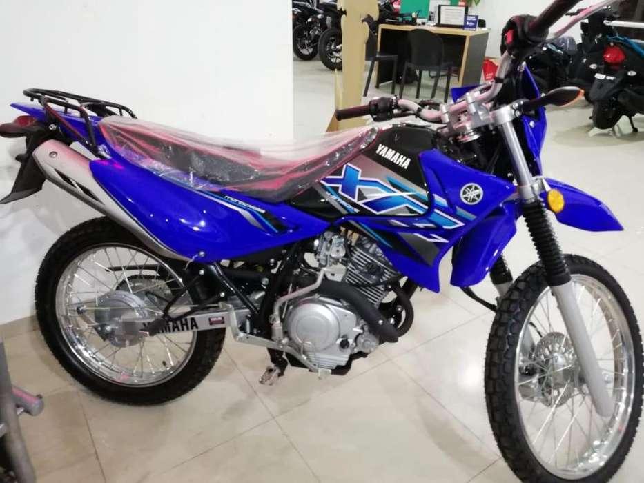 MOTO YAMAHA XTZ 125 2019 OKM