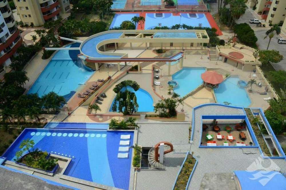 Departamento Resort Playa Almendro