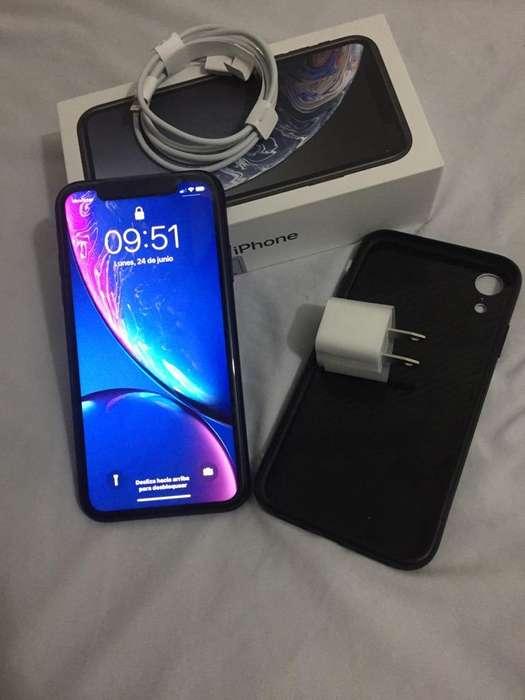 Vendo iPhone Xr Pocos Dias de Uso con Ga