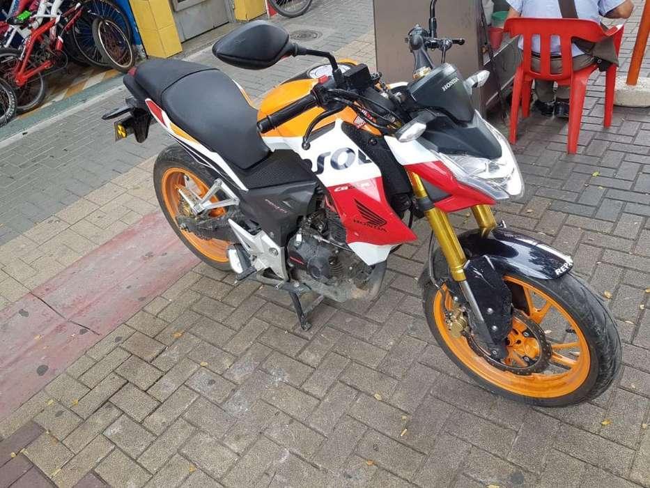 Vendo Honda190 Repsol