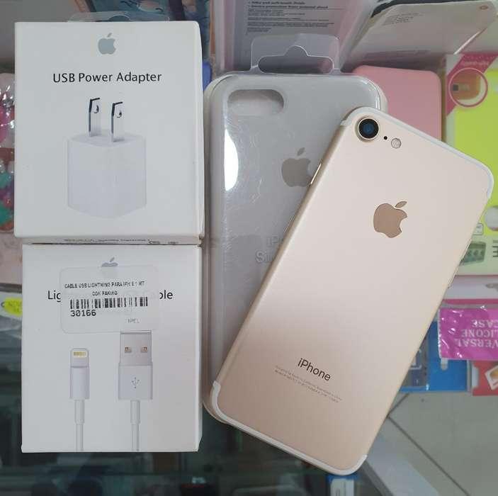 iPhone 7 Normal de 128gb Seminuevo