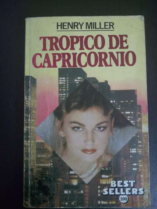 Tropico de Capricornio Henry Miller
