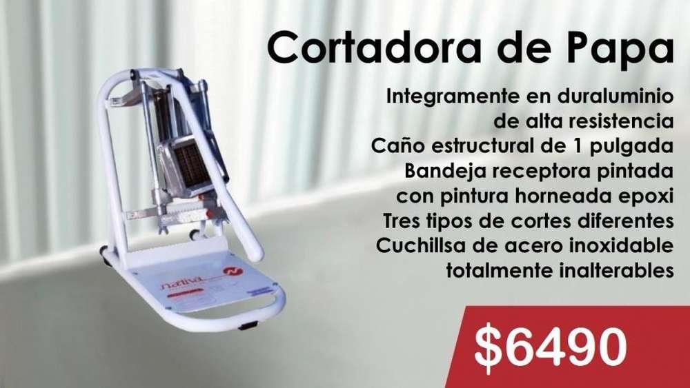 CORTADORA DE PAPA
