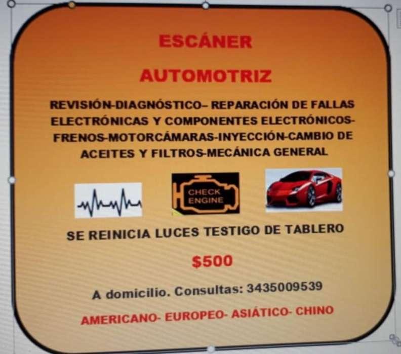Escsneo Automotriz Inyeccion Elctronica