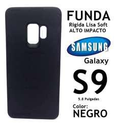 Funda Tpu Cover Rigida Soft Lisa Samsung Galaxy S9 Rosario