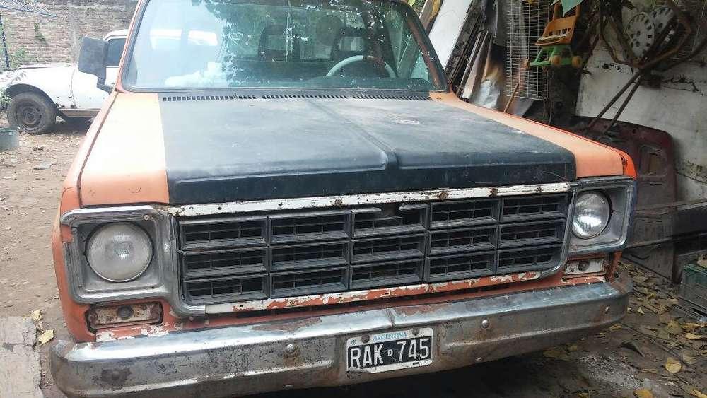 Chevrolet C10 Permuto X Lancha