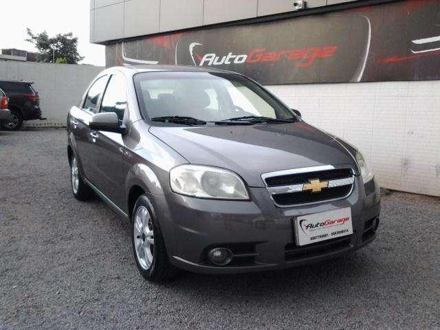 Chevrolet Aveo 2014 - 55101 km