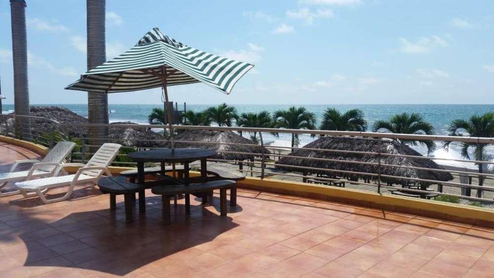 Departamento de alquiler Tonsupa Ecuador
