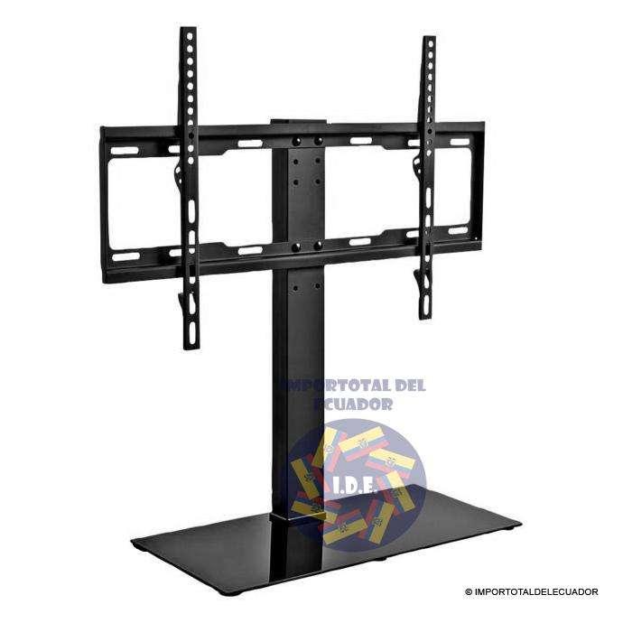 Soporte de mesa ''nuevo'' para tv plana desde 37 a 60 pulgadas / Resiste hasta 66 libras