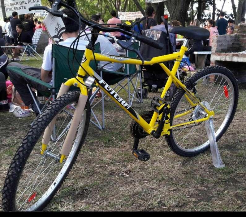 Bici Futura R26 21 Cambios Nueva