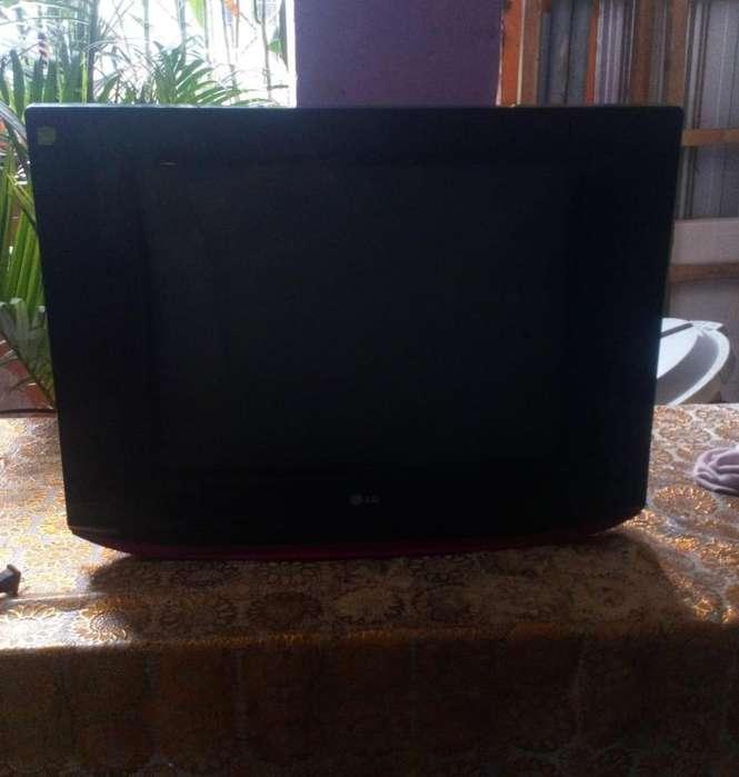 Televisor Lg de 21pulgads Plana