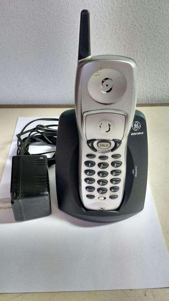 Telefono inalambrico.