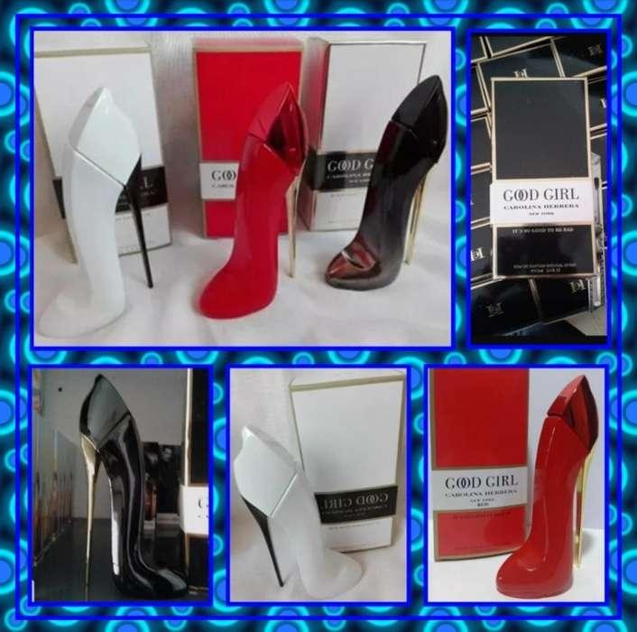 Perfume Importado Good Girl Zapato