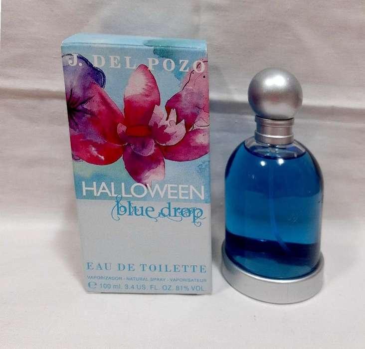 Perfume Halloween - Blue Drop