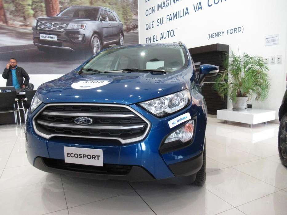 <strong>ford</strong> Ecosport 2019 - 0 km