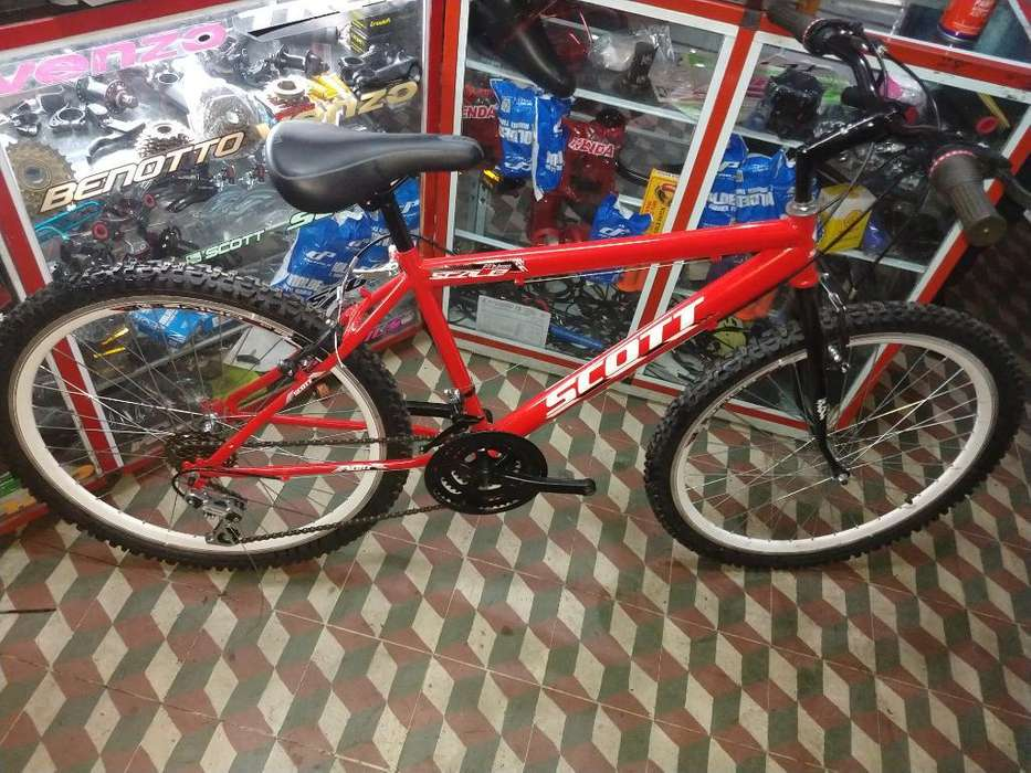 Bicicleta Todo Terreno Rin 26 Nueva