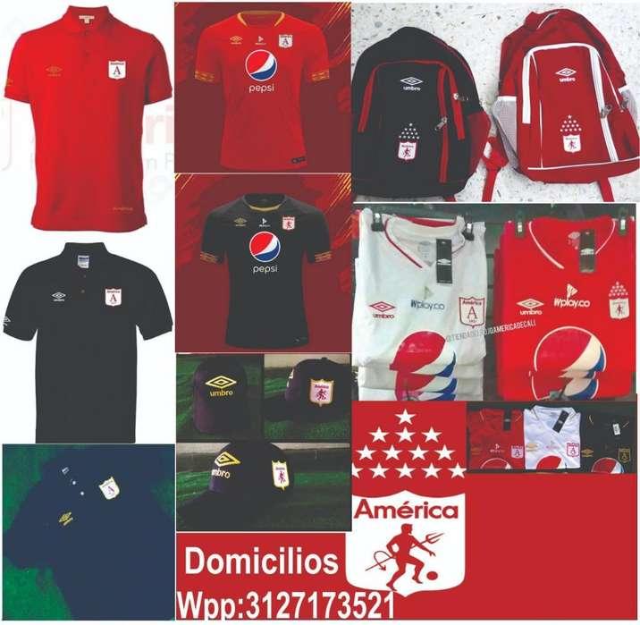 Camisetas Y Polo de America