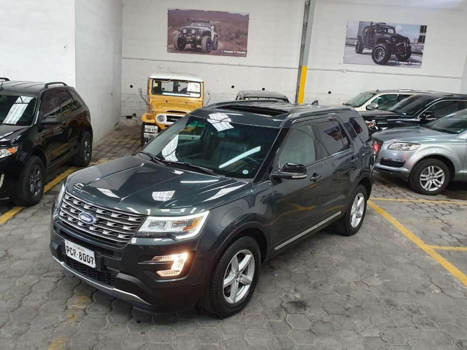 <strong>ford</strong> Explorer 2016 - 38000 km