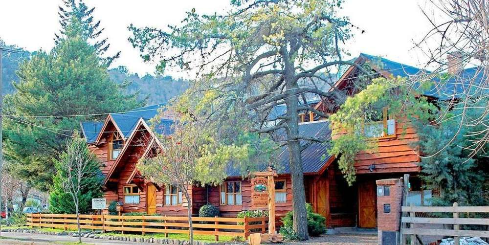us42 - Cabaña para 2 a 6 personas en San Martín De Los Andes