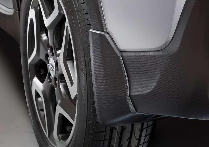 Escarpines XV Subaru <strong>accesorio</strong>s Originales