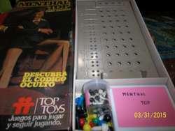juego MENTHAL TOP para adultos top toys
