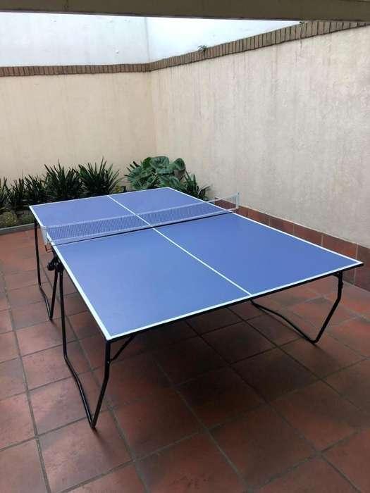 Vendo Mesa de Ping Pong Paletas