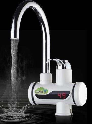 Caño Calentador De Agua Eléctrico Instantáneo