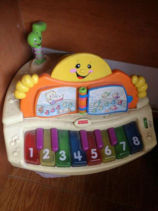 Vendo Piano Fisher Price