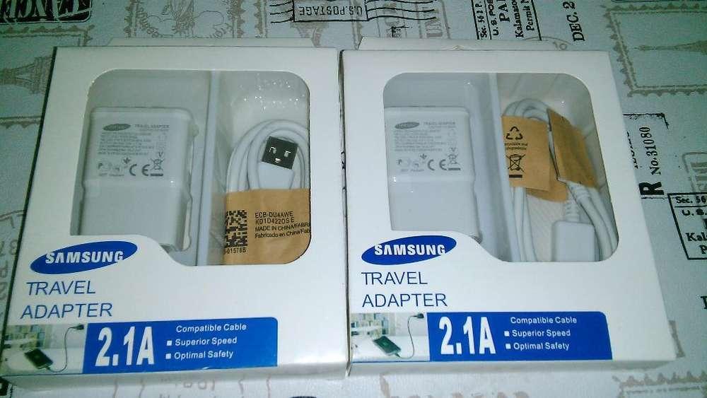 2 <strong>cargadores</strong> 2.1 Samsung