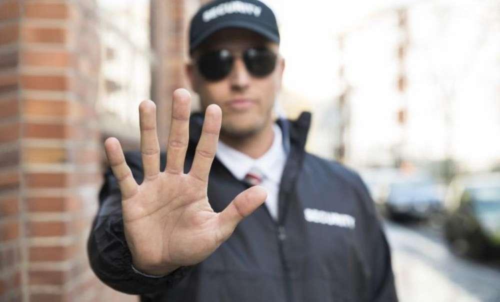 Busco Empleo Como Guarda de Seguridad
