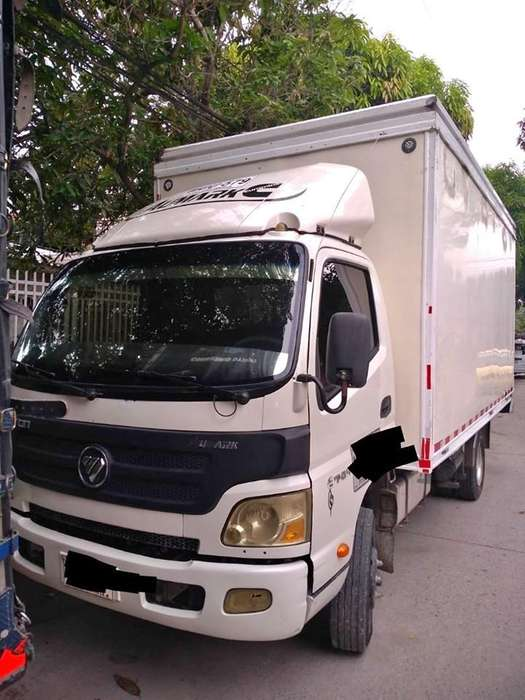 camion FOTON Turbo FOTON Modelo 2016