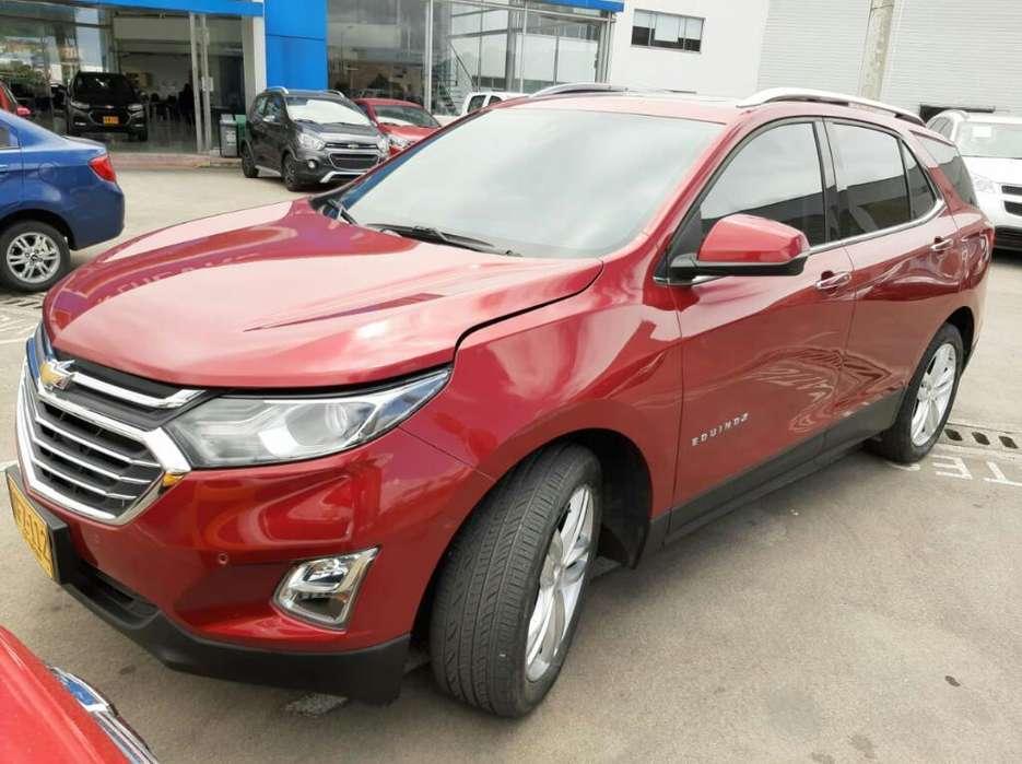 Chevrolet Equinox 2018 - 21800 km
