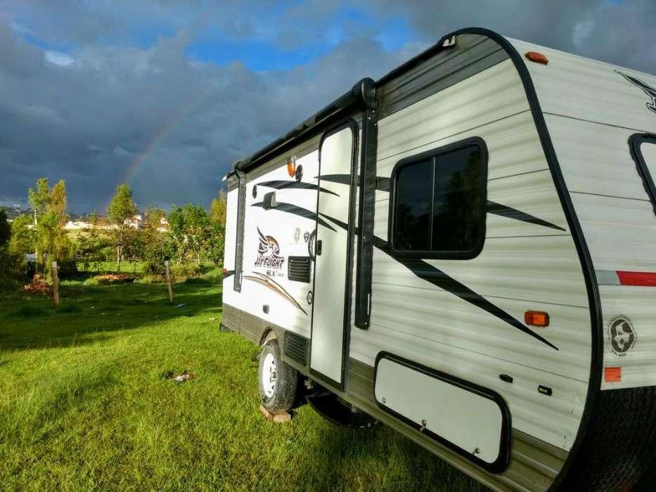 Trailer Casa Rodante Caravana
