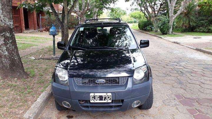 Ford Ecosport 2007 - 167000 km