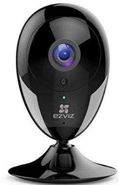 Camara de seguridad de interiores EZVIZ CTQ2C, WIFI HD 720P
