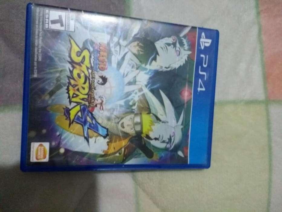 Naruto Shippuden Ninja Storm 4 Ps4