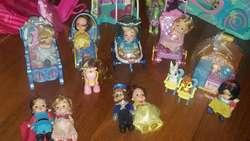 Colección Princesas Y Principes Bebes