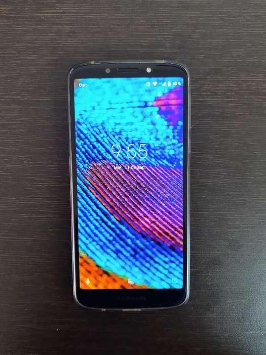 Motorola Moto G6 Play 32gb 4g Azul