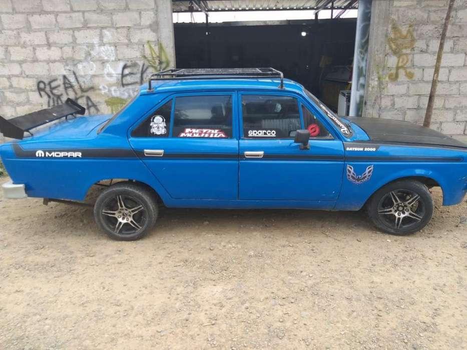 Datsun Otro 1969 - 1 km