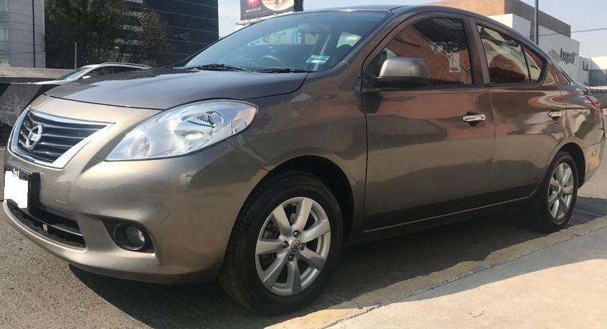 Nissan Versa 2013 - 109004 km