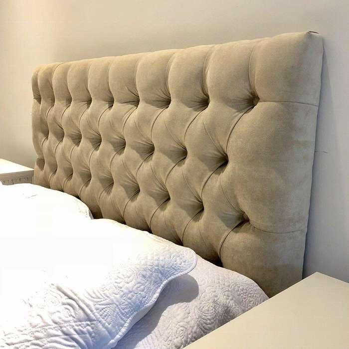 Respaldar de <strong>cama</strong> a tu estilo y medida