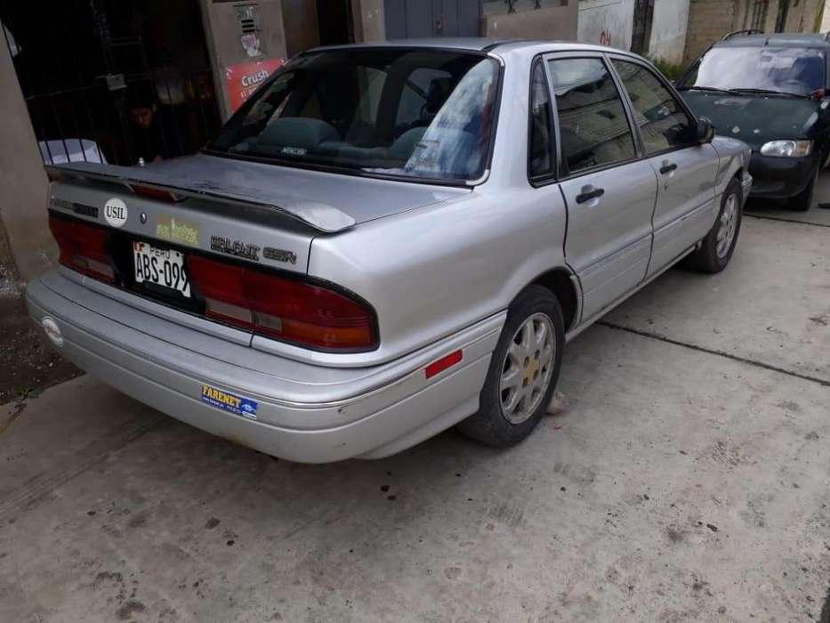 Mitsubishi Galant 1991 - 120500 km