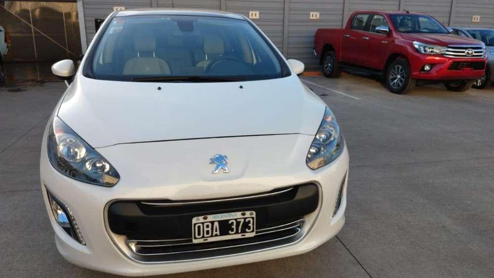 Peugeot 308 2014 - 70000 km