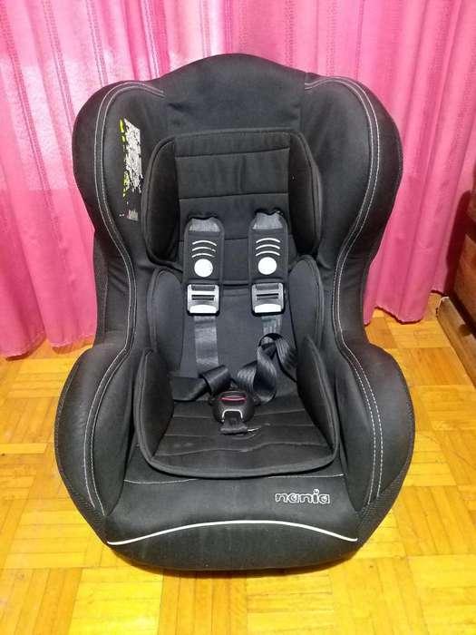 Butaca silla de niño/a para auto