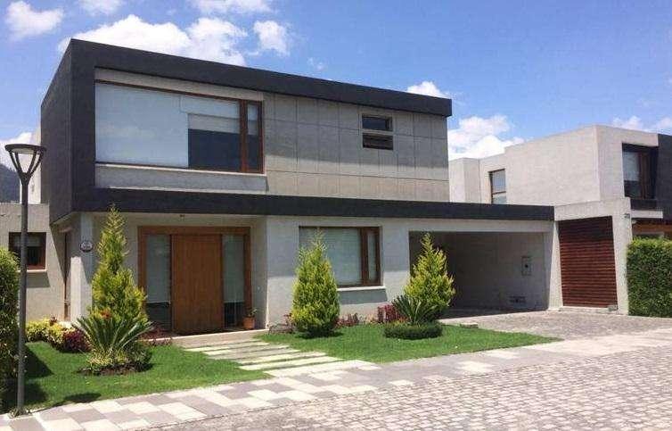 Venta de Casa en Cumbaya, Sector Col. Aleman, Quito