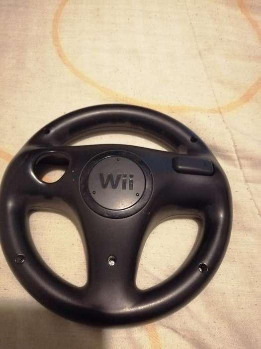 Timón Nintendo Wii