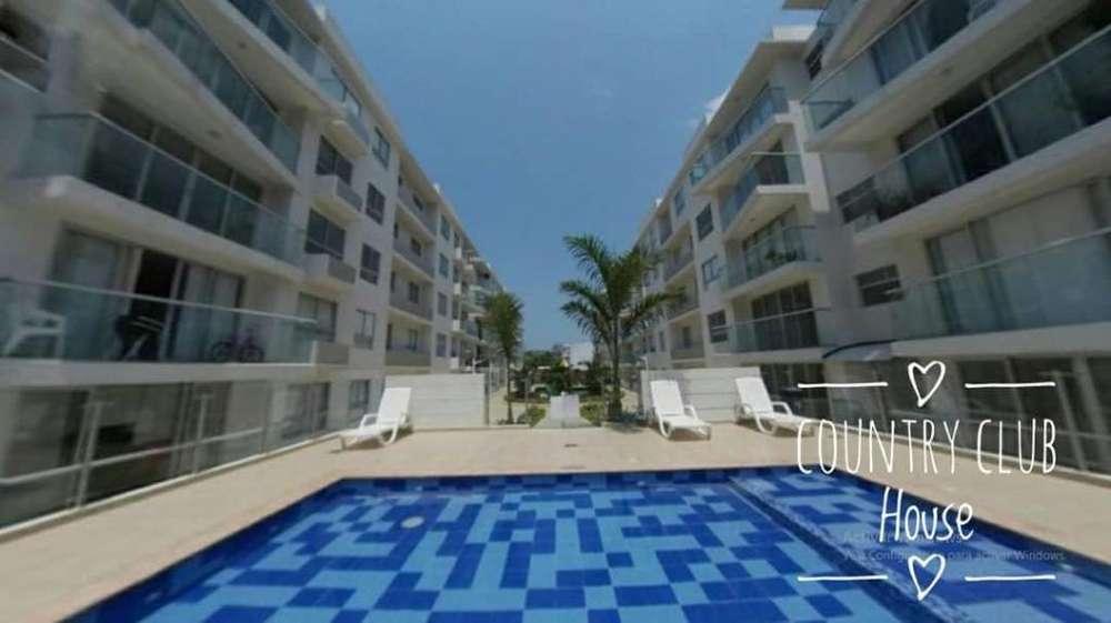 VENDO <strong>apartamento</strong> EN COUNTRY CLUB HOUSE, CARTAGENA - wasi_1257943