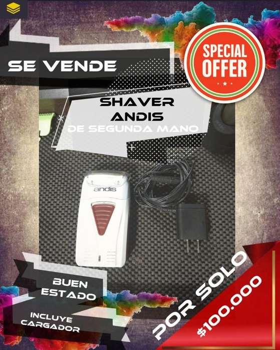 Shaver Andis Usada
