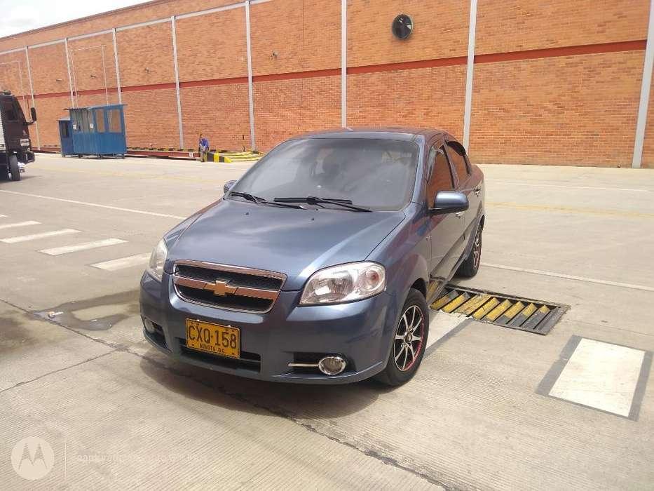 Chevrolet Aveo Emotion 2008 - 113300 km